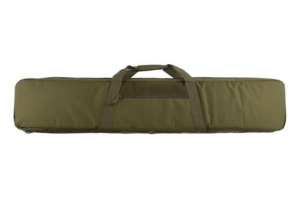 Bilde av Deluxe Riflebag 120x27cm - Grønn