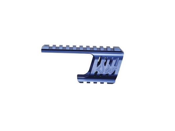 Bilde av Custom CNC Railmontasje til Dan Wesson 715 - Blå