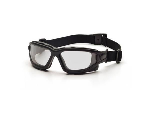 Bilde av Taktiske Briller Clear - Dobbelt Glass