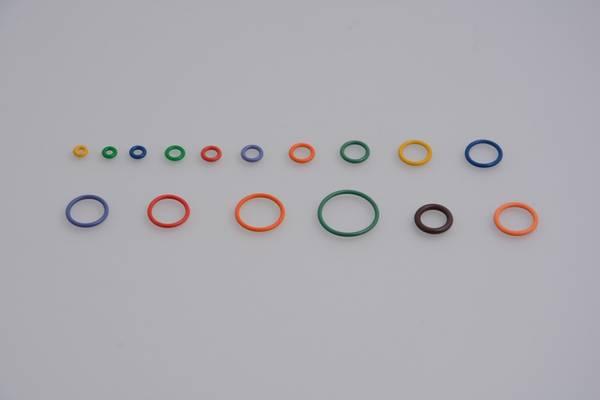 Bilde av O-ring Buna - Fargede #015 BN90