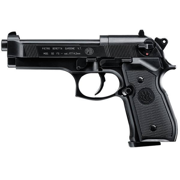 Bilde av Beretta 92FS Black - 4.5mm