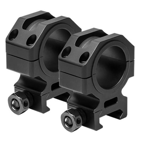Bilde av Taktiske Montasjeringer 33x21mm Ø30/Ø25 - Aluminium