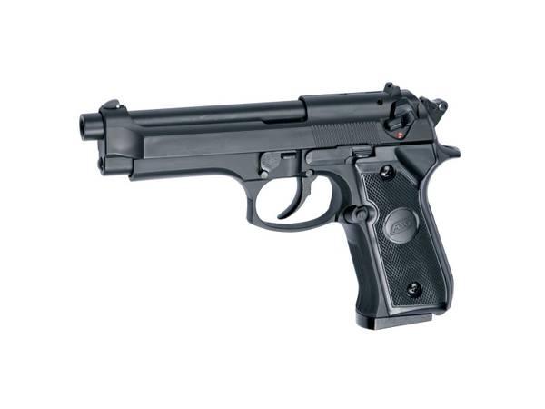 Bilde av ASG M92F Gass Softgun - Svart