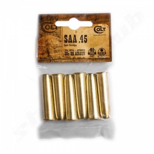 Bilde av Magasin Shells - SAA .45 Peacemaker 4.5mm BB