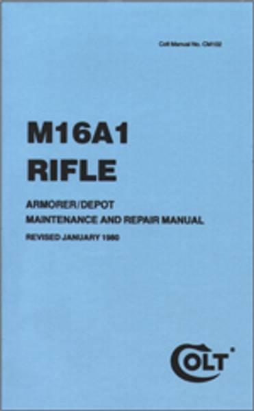 Bilde av M16 A1 Rifle Colt Manual