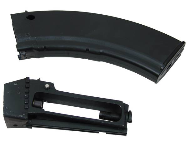Bilde av Magasin - AK-47 Kalashnikov 4.5mm BB Luftgevær