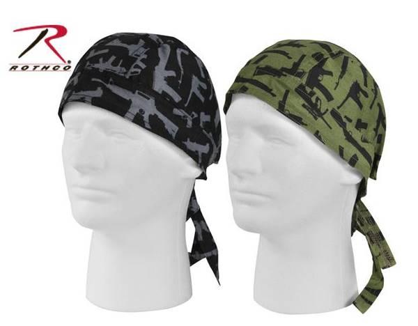 Bilde av Headwrap - Gun Pattern