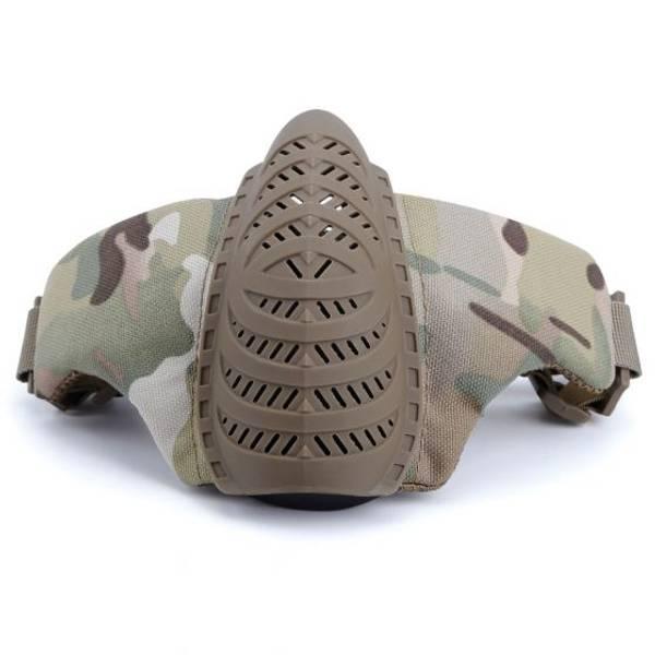 Bilde av Mask 7 - Beskyttelsesmaske til Airsoft - Multicam