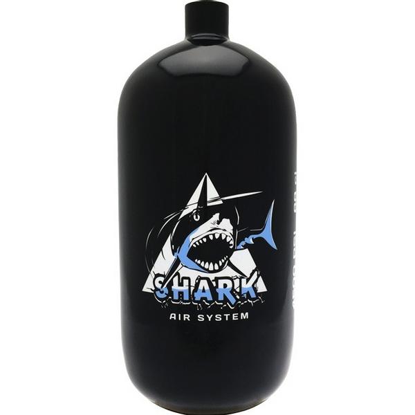 Bilde av Shark 1.5L 88Ci 4500 PSI carbon tank uten regulator
