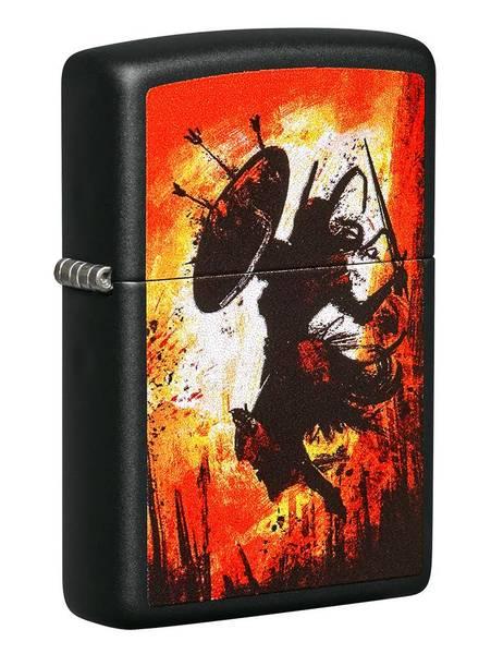 Bilde av Zippo - Warrior Design - Lighter
