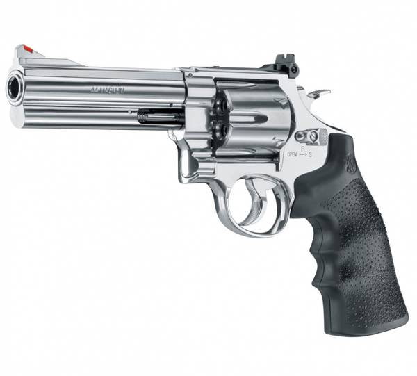 Bilde av Smith & Wesson 629-5 Classic Softgun Revolver - Sølv