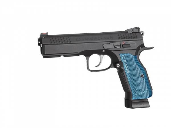 Bilde av CZ Shadow 2 med Metal Slide og Blowback - Luftpistol 4.5mm BB
