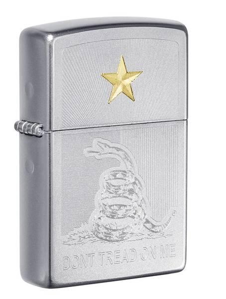 Bilde av Zippo - Dont Tread On Me - Lighter
