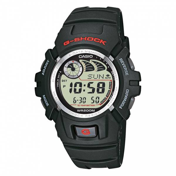 Bilde av Casio - G-Shock Klokke - Basic - Svart