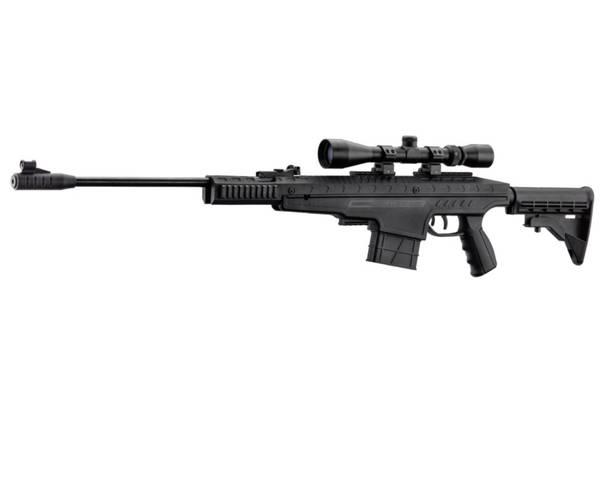 Bilde av Black Ops - Pendleton 4.5mm Luftgevær med Kikkertsikte