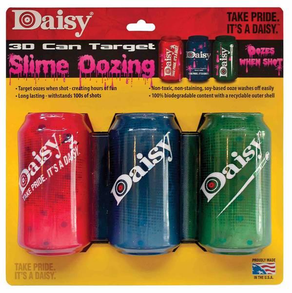 Bilde av Daisy - Slime Oozing 3D Can Blinker til Luftvåpen
