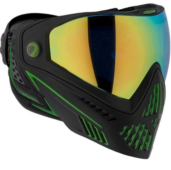 Bilde av Dye i5 - Paintball Maske med Dobbeltglass- Emerald 2.0