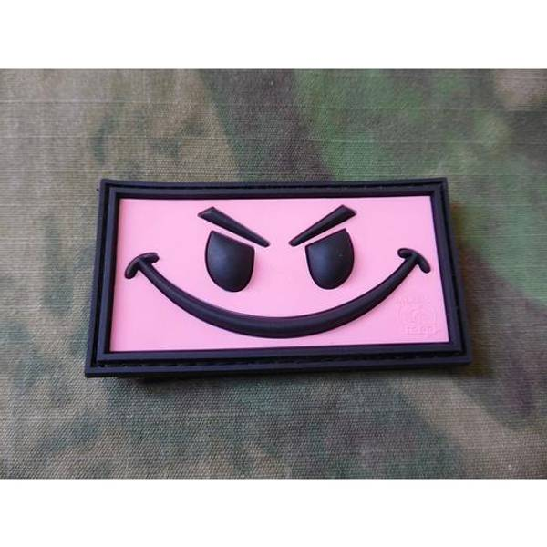 Bilde av Patch - Evil Smile Rubber - Rosa
