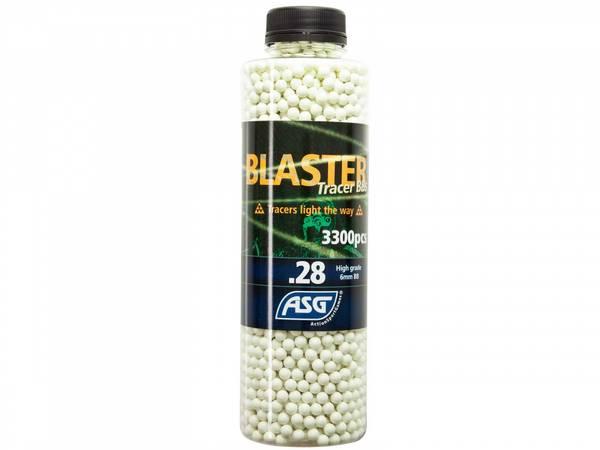 Bilde av Blaster Tracer Softgunkuler 0.28g - 3300stk