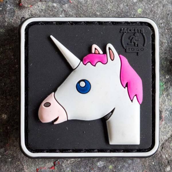 Bilde av Patch - Unicorn Rubber
