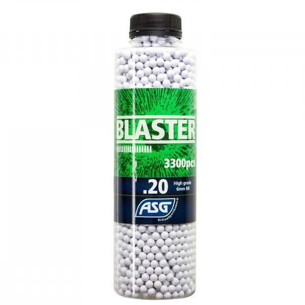 Bilde av Blaster Softgunkuler 0.20g - 3300stk