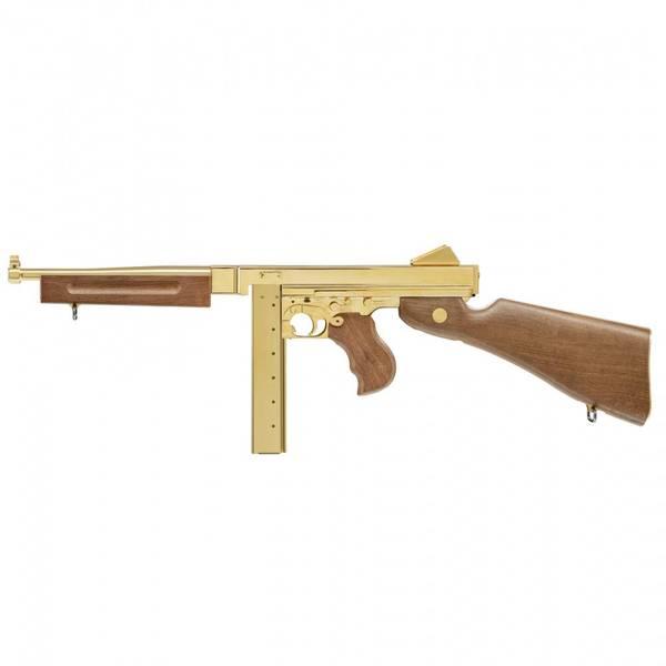 Bilde av Legends M1A1 Legendary Co2 Drevet Semi/Fullauto Luftgevær - Gold