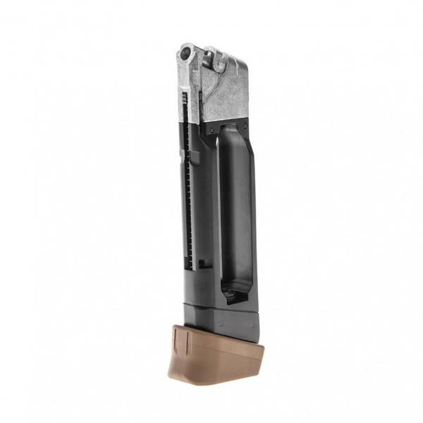 Bilde av Magasin til Glock 19X FDE - Gass Softgun