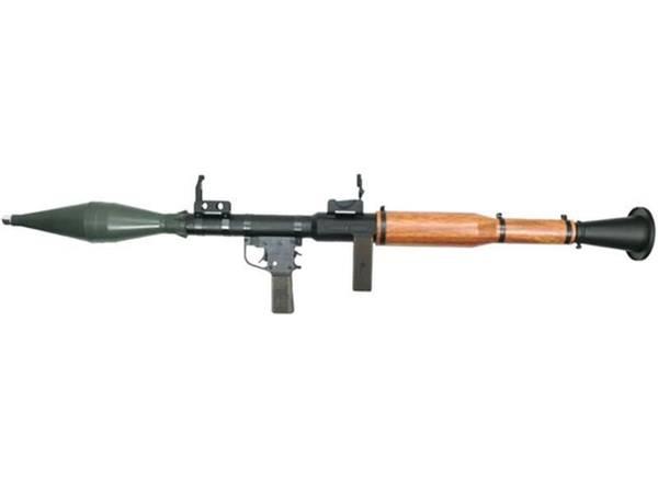 Bilde av SA - RPG-7 Softgun Granatkaster - Tre og Metall