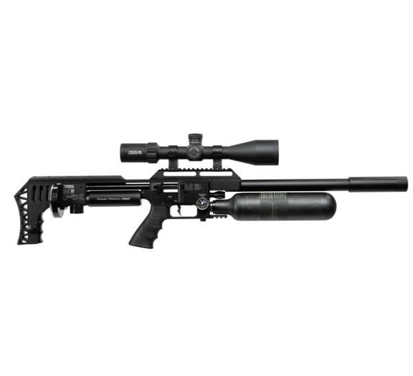 Bilde av FX Impact M3- 5.5mm PCP Luftgevær - Svart (REGISTRERINGSPLIKTIG)