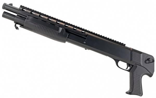 Bilde av DE - M309 Springer Softgun Pumpehagle - Svart